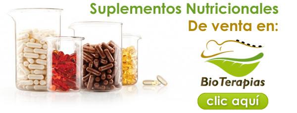venta de suplementos nutricionales