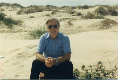 Carberry desert, sandhills, Manitoba