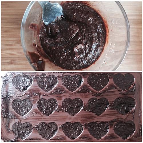laisser durcir le chocolat au congélateur