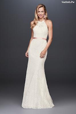 vestidos de novia bordados