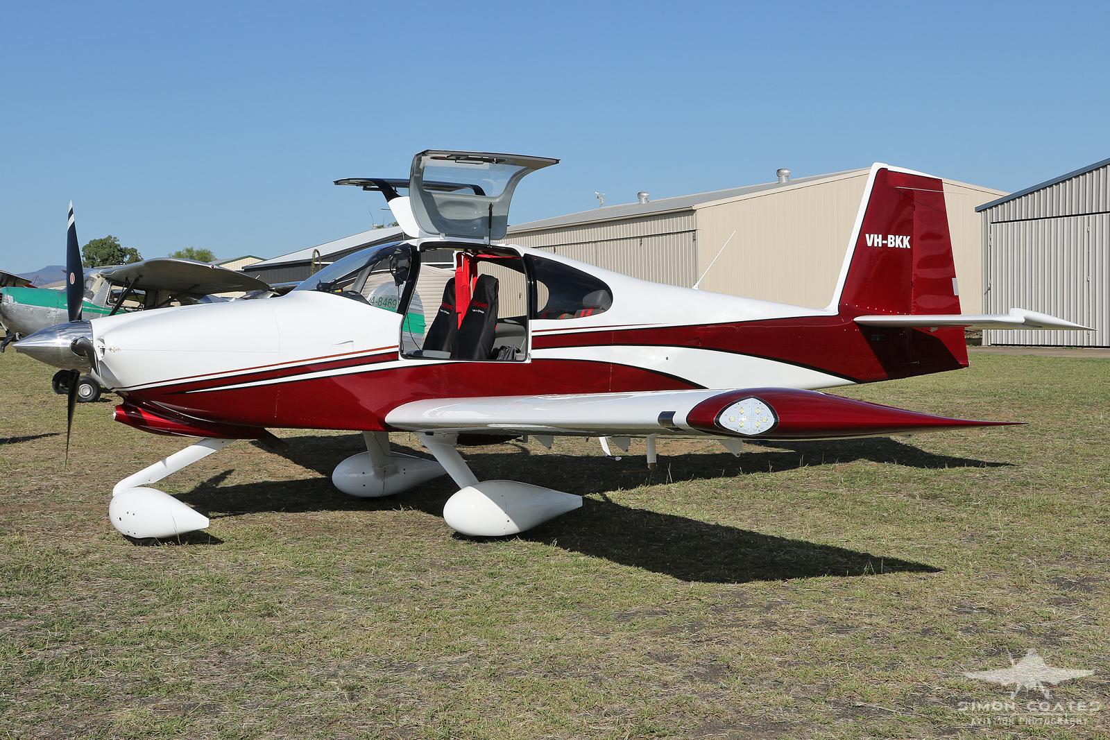 Vans RV-10 VH-BKK | GA Aircraft Australia