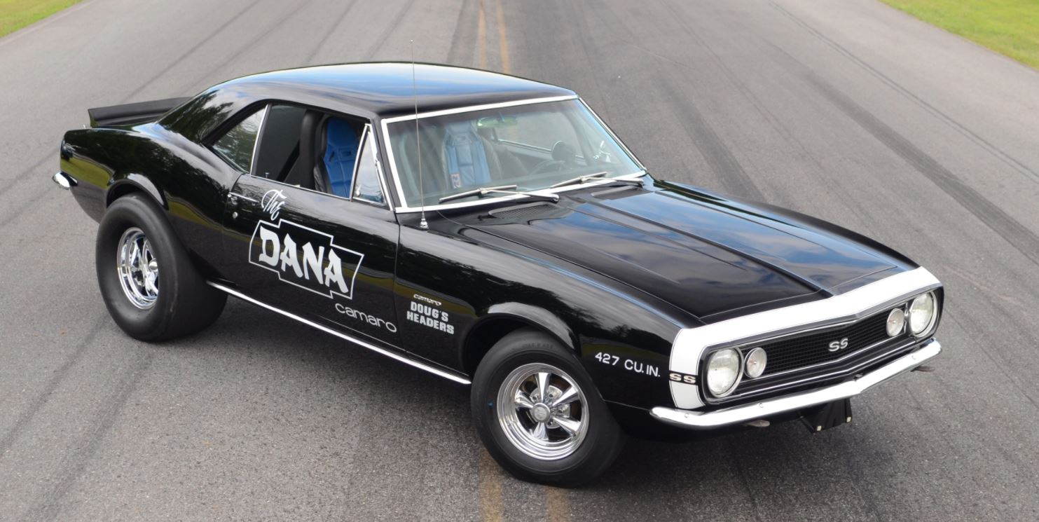 Just A Car Guy: the first-ever 427 Dana Camaro, a very incredible story