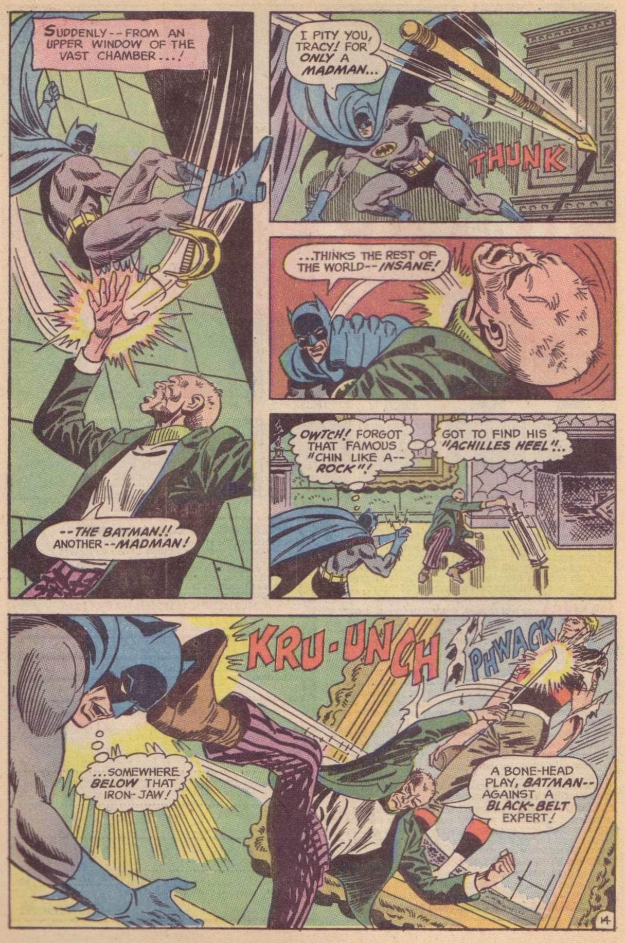 Detective Comics (1937) 409 Page 19