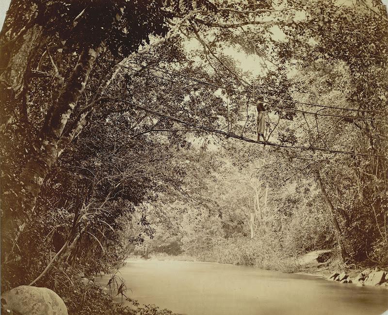 Teesta (Tista) River, Darjeeling - Circa 1870