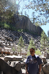 Devil's Postpile National Monument, July 2016