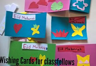 Eid and ramadan crafts