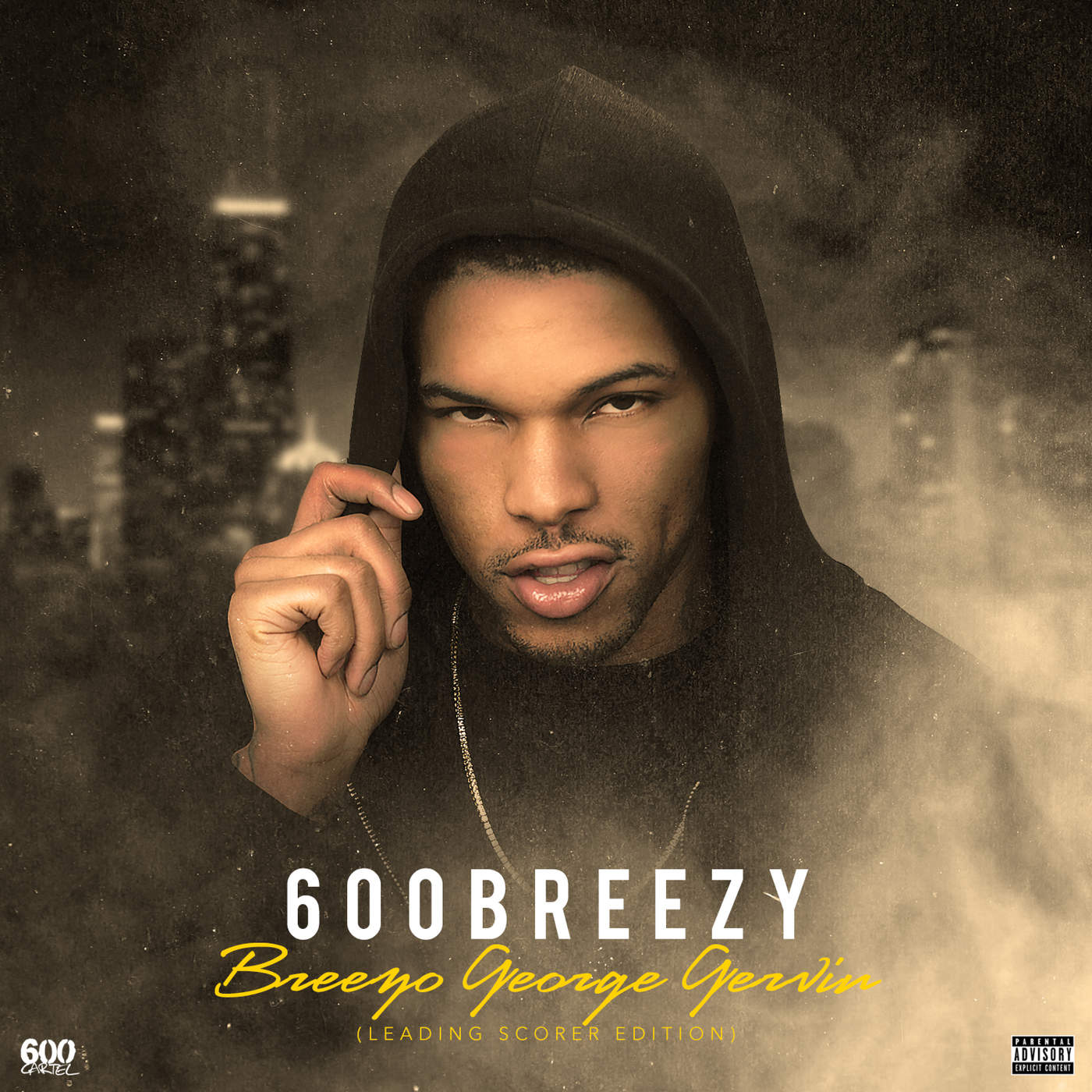 600breezy - Breezo George Gervin (Leading Scorer Edition) Cover