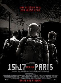 Trem para Paris 2018 Dublado