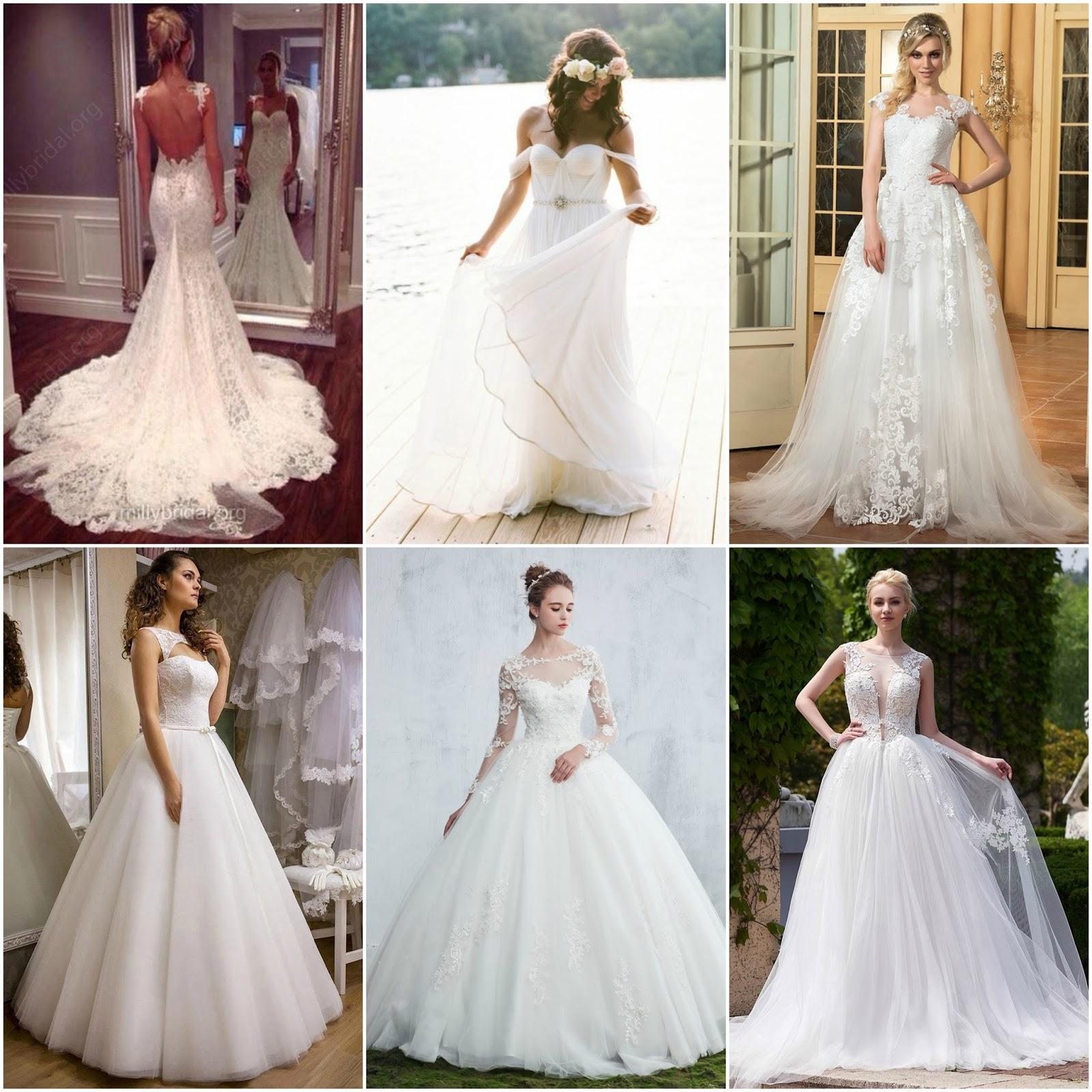 2a1c361a4 E se você for casar (ou conhece alguém que vai) e estiver pensando num  vestido bem maravilhoso para o grande dia