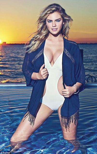 Hot girls Kate Upton super sexy queen Panties 6