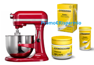 Logo Con Citrosodina vinci 12 Robot Mixer Artisan Kitchen Aid