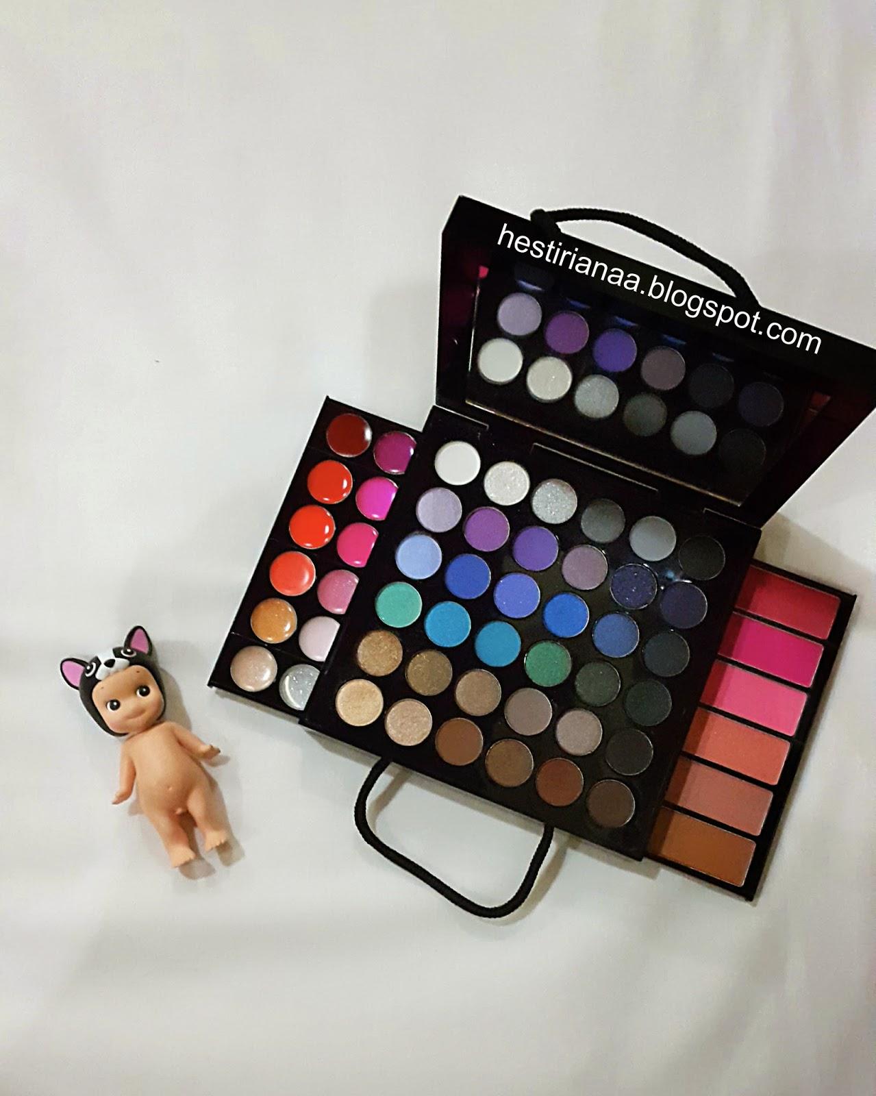 Makeup Palettes: HESTI'S BEAUTY JOURNAL: (Review) : Sephora Medium Shopping