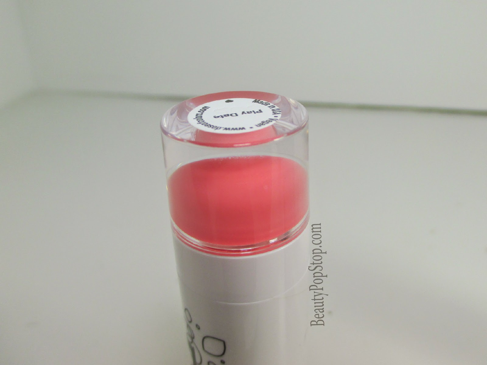 dose of color lipstick review color in base