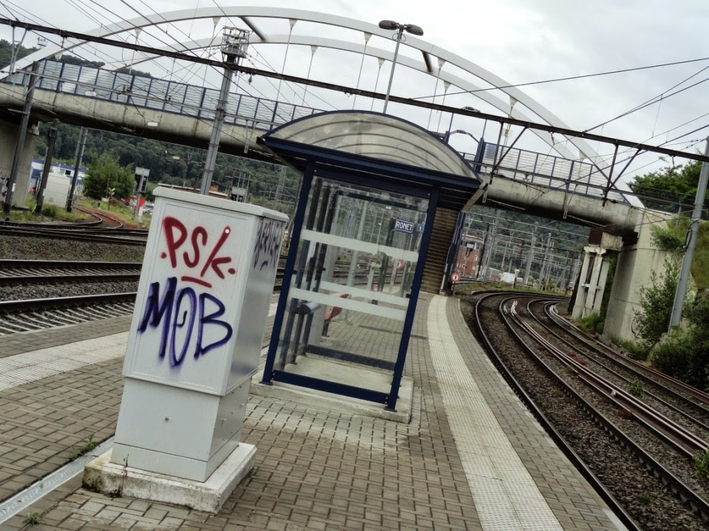 gare sncb Ronet