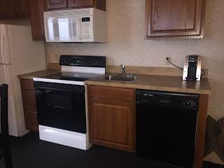Kitchen Table Penthouse Condo