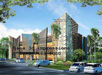 jasa arsitektur 3d