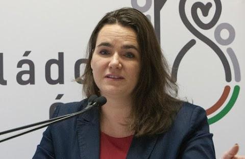 Novák Katalin: Akkor jó a családpolitika, ha helyi kezdeményezések egészítik ki