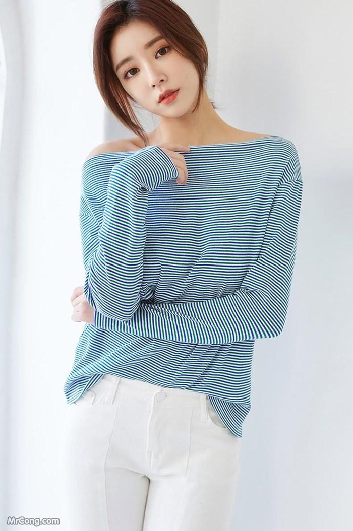 Image Kim-Jung-Yeon-MrCong.com-003 in post Người đẹp Kim Jung Yeon trong bộ ảnh thời trang tháng 3/2017 (195 ảnh)