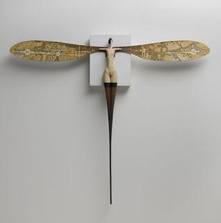 Green Pear Diaries, arte, escultura, John Morris, Metromorfosis