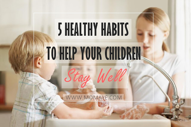 health, healthy habits, kids, personal hygiene
