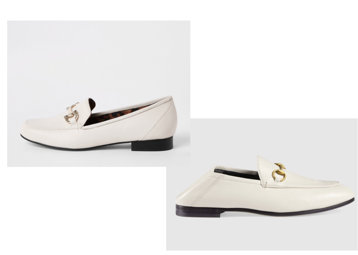 dupe gucci loafers