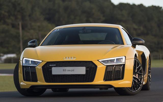 Audi R8 V10 Plus 2018 - Brasil