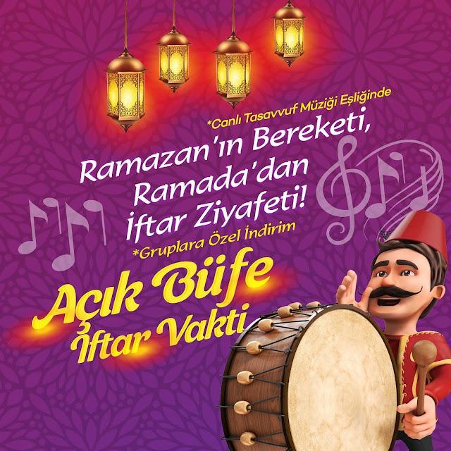 ramada ısparta iftar menüsü ısparta ramada otel nerede ısparta iftar menüleri ısparta iftar mekanları