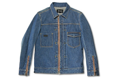PUBLIC IMAGE [ Denim Jacket ] Indigo