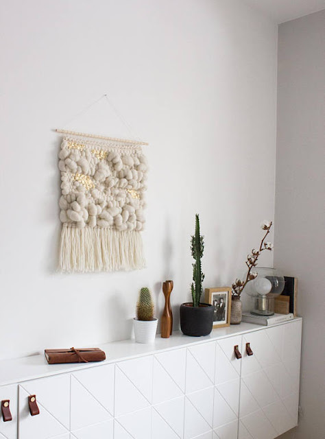 tapiz tejido lana woven