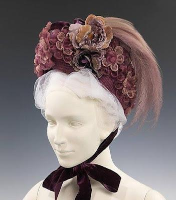 kapelusz antyczny
