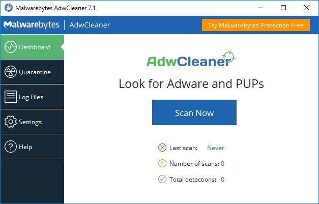 Malwarebytes AdwCleaner Free Download - SoftCroco