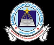 Samuel Adegboyega University Academic Calendar
