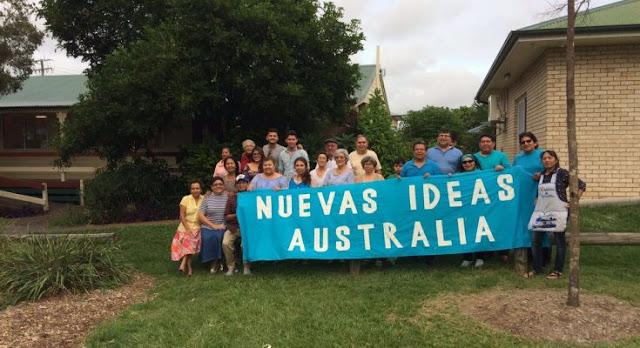 Desde Australia Salvadoreños se Organizan y Esperan Visita de Bukele