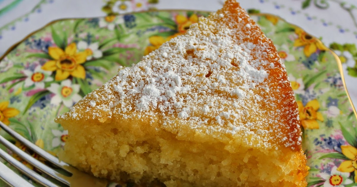 Recipe Lemon Drizzle Cake Delia Smith: Savouring The Seasons: Bake A Cake