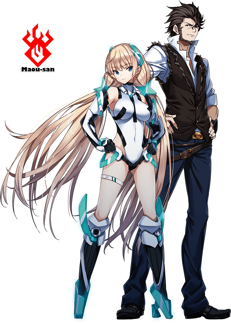 Expelled from Paradise Dingo y Angela