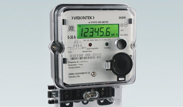 Types Of Electric Meters : Different types of energy meters etrical