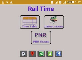 RailTime Android App