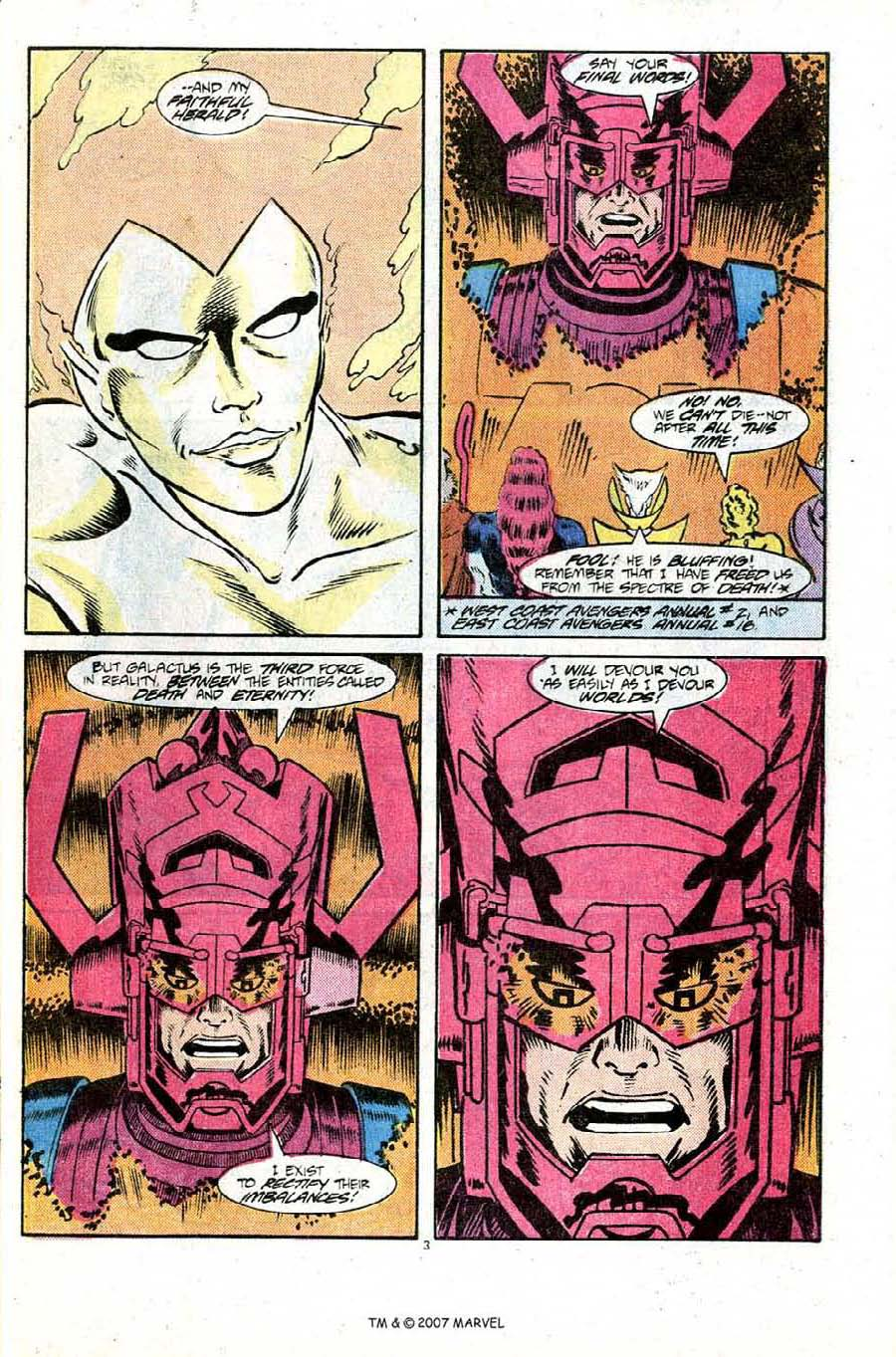 Read online Silver Surfer (1987) comic -  Issue #10 - 5