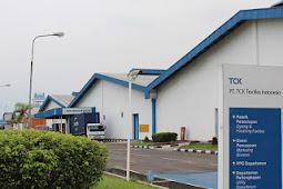 Lowongan Via Email Terbaru PT. TCK Textiles Indonesia Jababeka Cikarang
