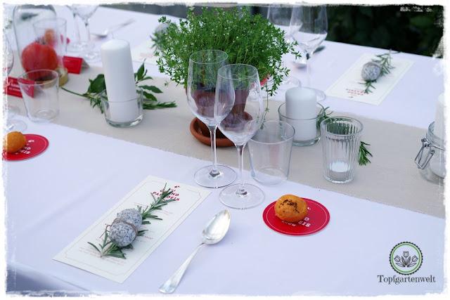 Gartenblog Topfgartenwelt The Grand Paradeis Show: ein kulinarischer Hochgenuss mehrgängiges Tomatenmenü gestaltet von zwei Spitzenköchen und einem Weinsomelier