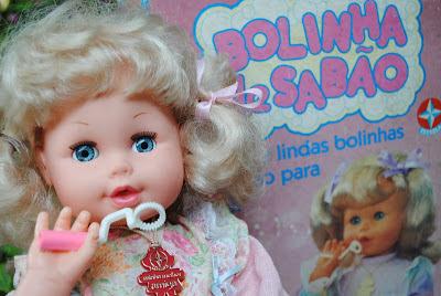 BOLINHA DE SABÃO DA ESTRELA