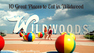 10 Great Places to Eat in Wildwood New Jersey