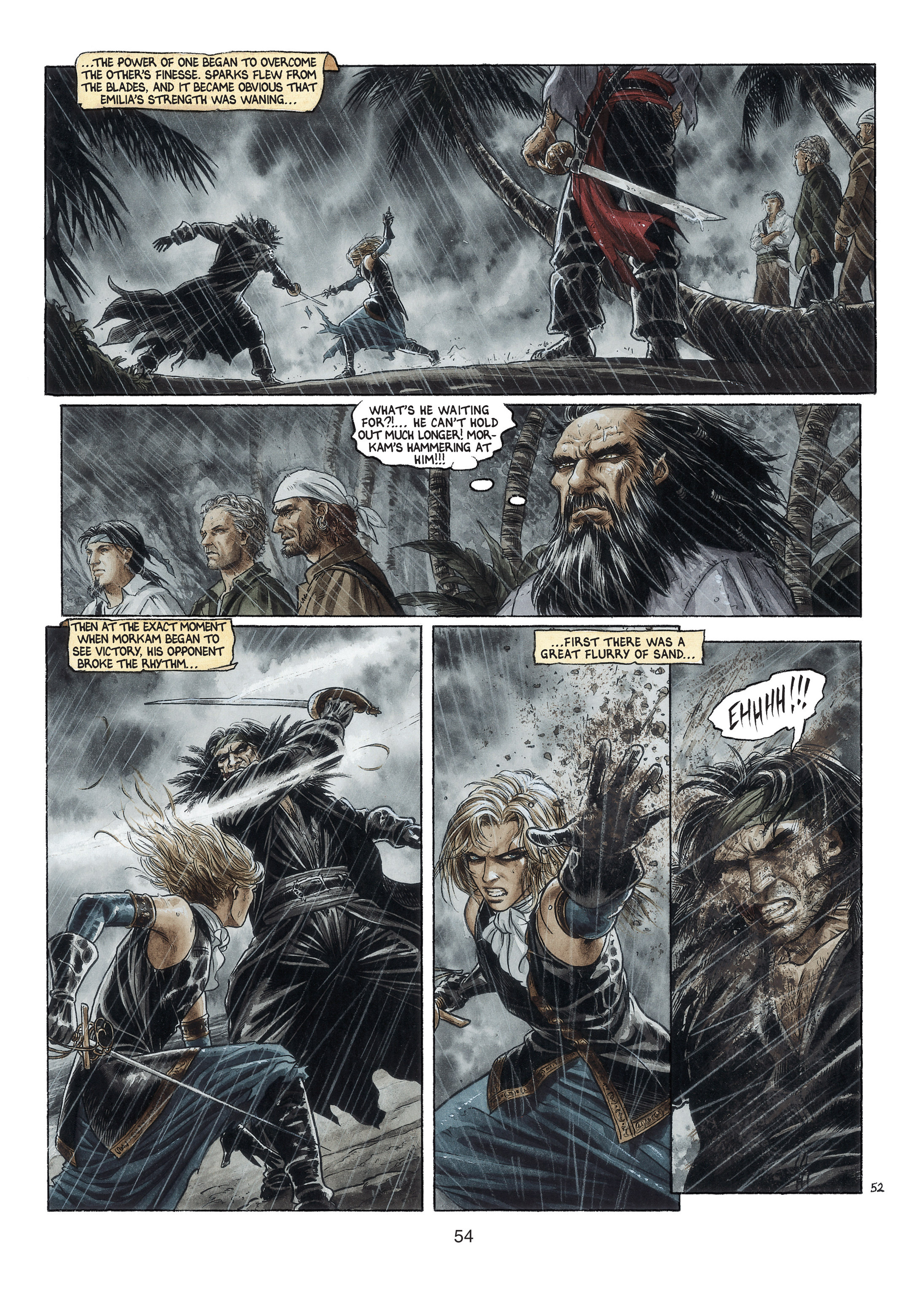 Read online Barracuda comic -  Issue #3 - 55
