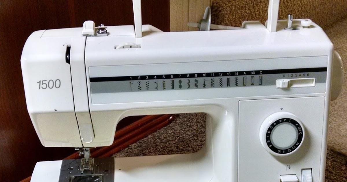Elna Sewing Machines 1980 – Billy Knight