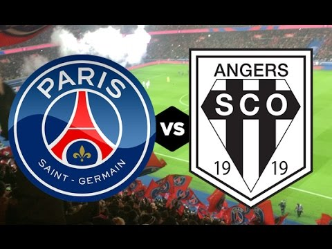 Paris Saint Germain vs Angers Full Match And Highlights