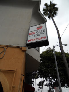 Red Cafe, The Mission, San Francisco