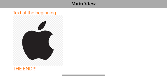 iOS Swift insert Image and Text in UITextView example