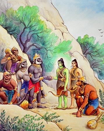 Panchopachara Pooja Mudras