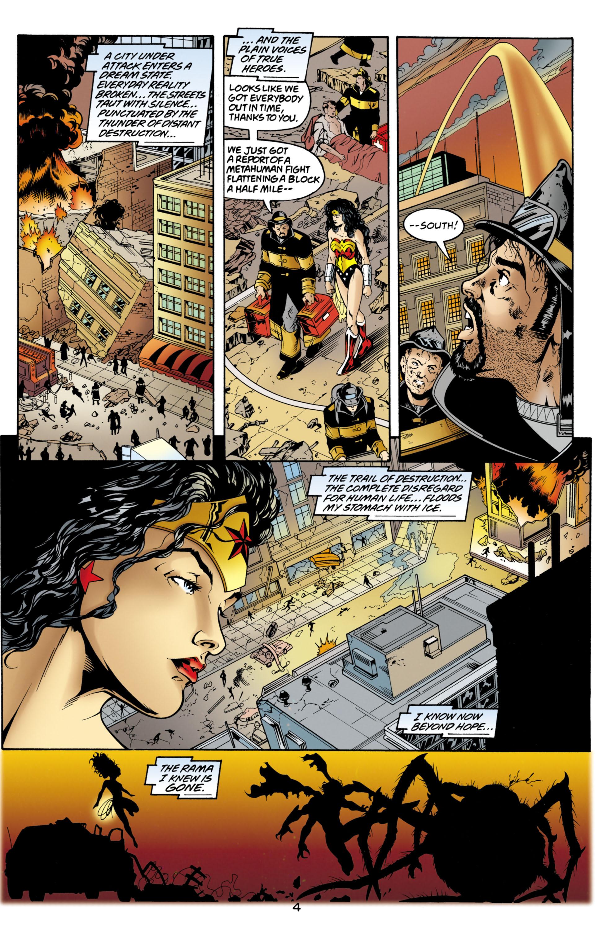 Read online Wonder Woman (1987) comic -  Issue #152 - 5