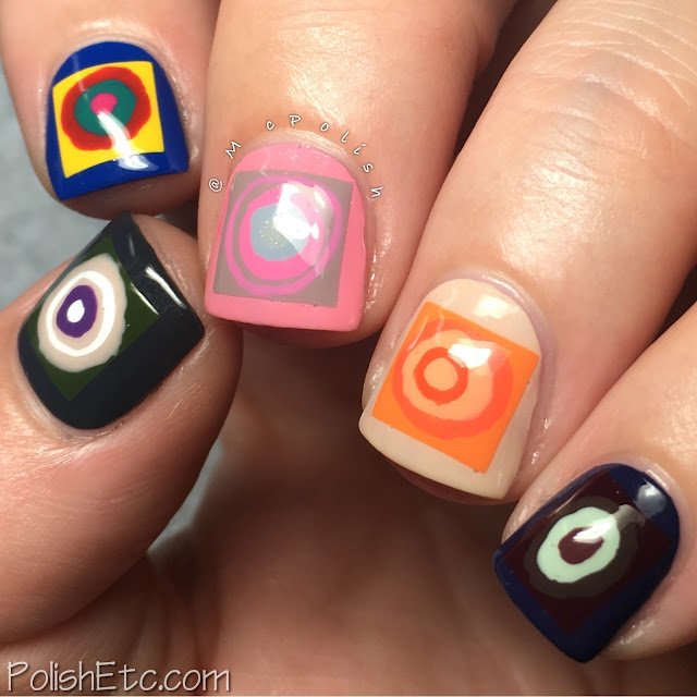 Inspired by Artwork for the #31DC2016Weekly - McPolish